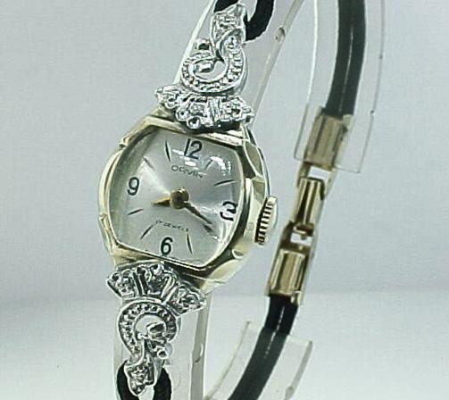 ORVIN 1940-60 женские наручные часы